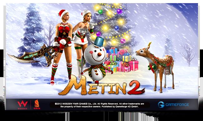Event Swiateczny 2014 Metin2 Wiki